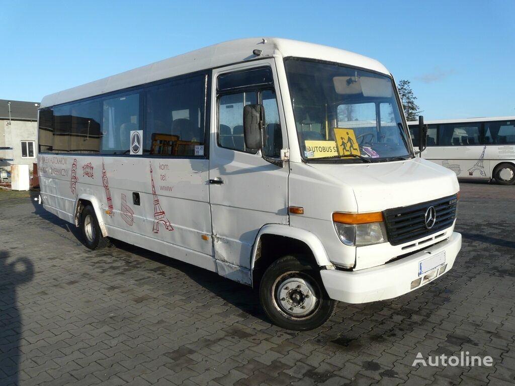 MERCEDES-BENZ Vario 711 passenger van