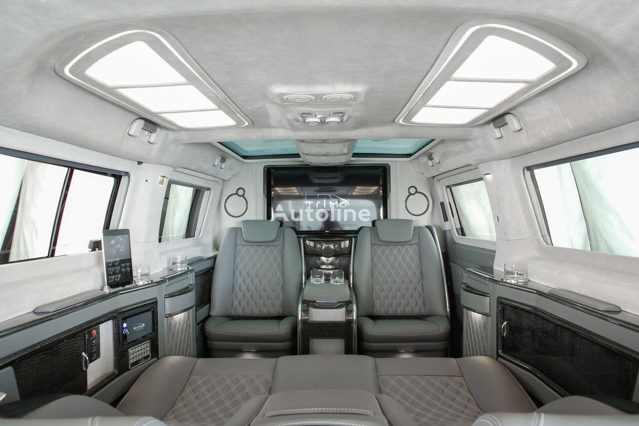 new PEUGEOT EXPERT TRAVELLER VIP passenger van