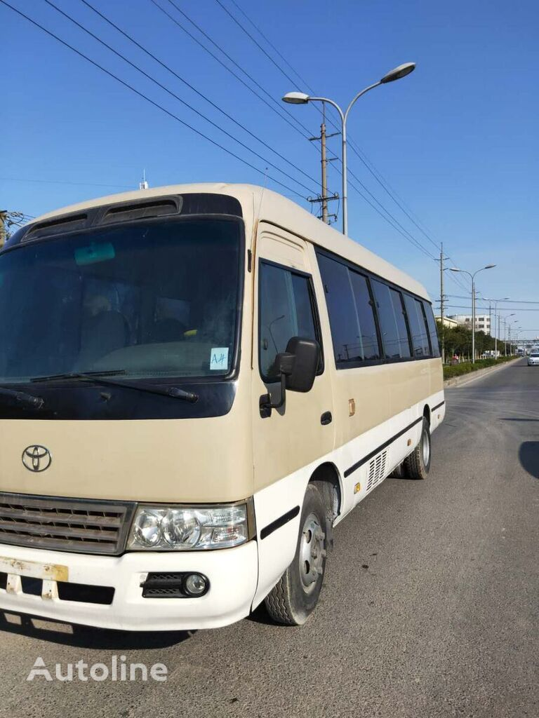 TOYOTA Coaster passenger van