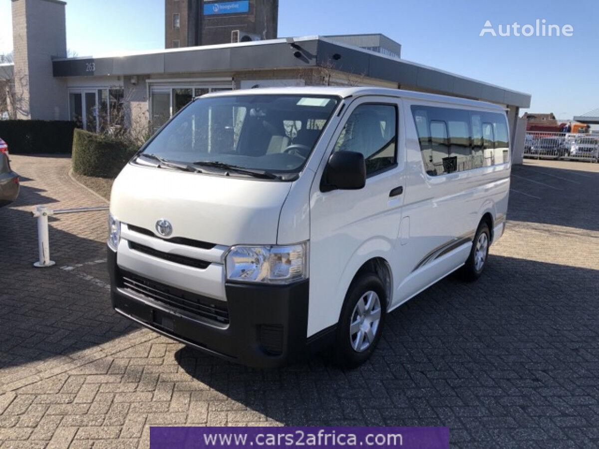 TOYOTA Hi-Ace 2.5 D-4D  passenger van