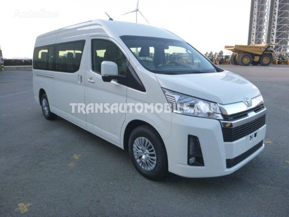 new TOYOTA Hiace passenger van