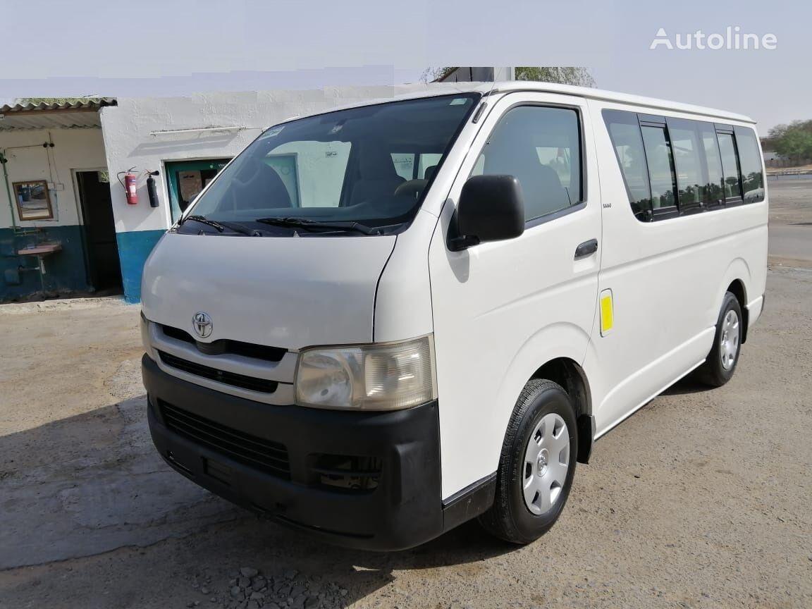 TOYOTA Hiace .....14 seats - Petrol - Airco.... passenger van