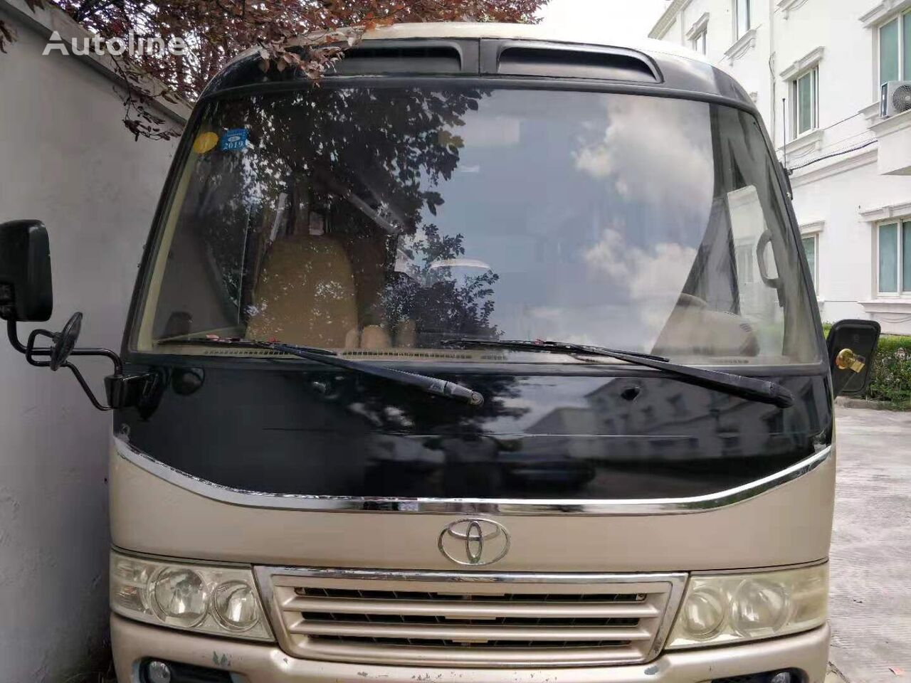 TOYOTA caoster 30 seats high quality passenger van