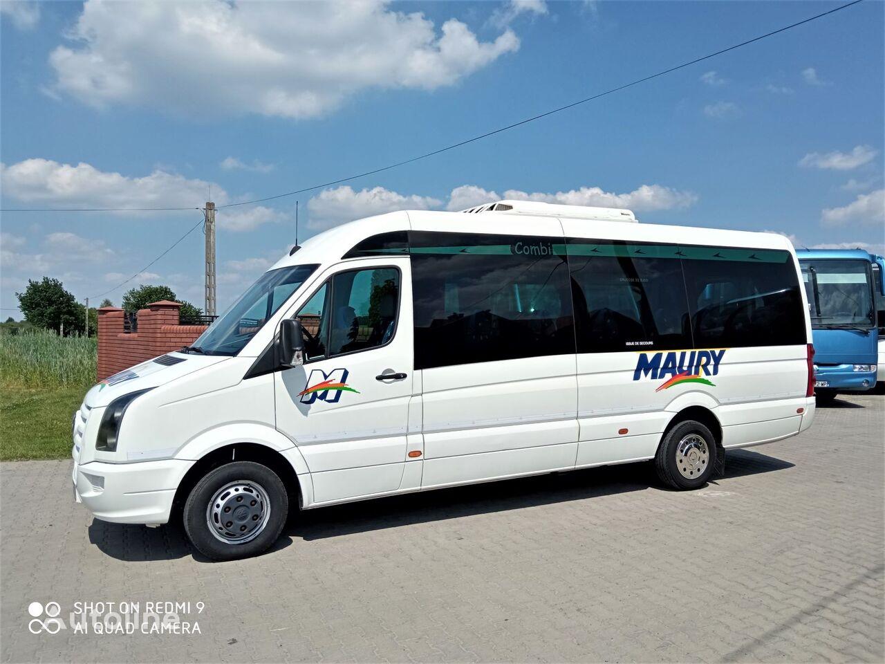 VOLKSWAGEN Crafter/ 20 SEATS + LIFT passenger van