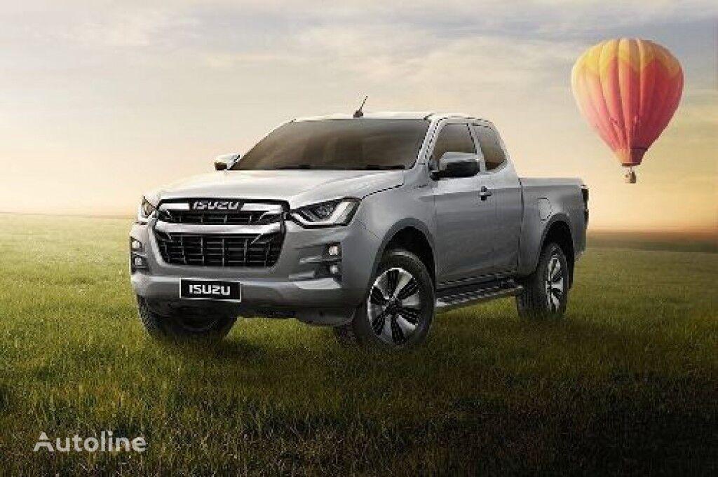 new ISUZU D-max Extended Cab 4WD LSX Automaat Pick Up 3500 Kg Trekvermogen pick-up