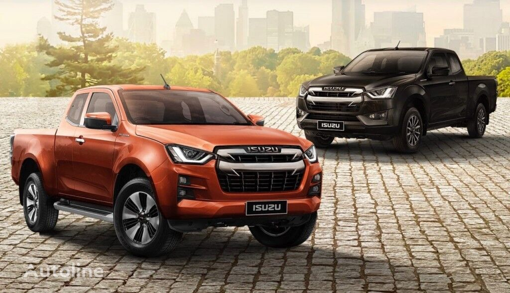 new ISUZU D-max Extended Cab 4WD V-Cross Automaat pick-up