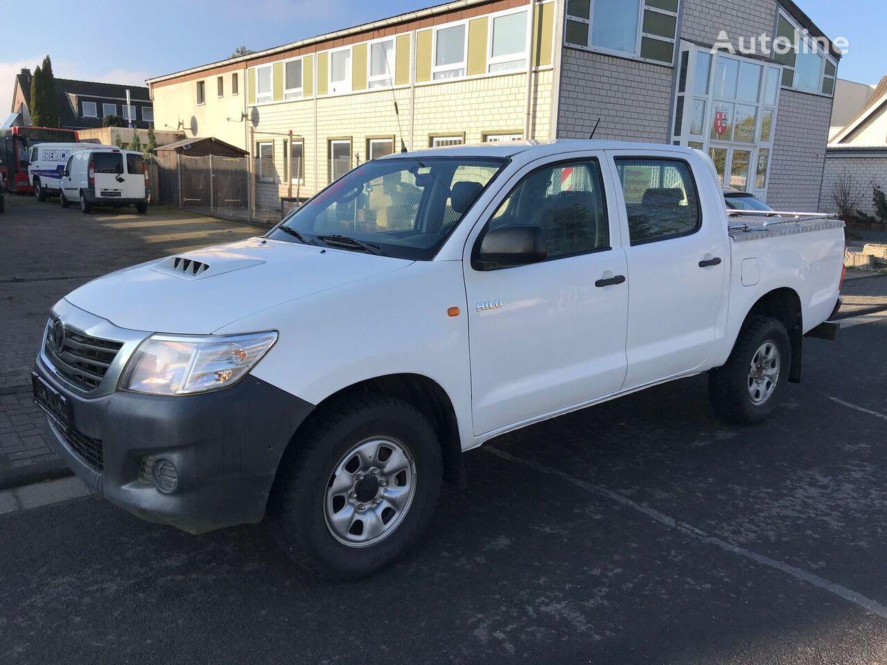 TOYOTA Hilux 4x4 Double Cab DPF MwSt VAT Klima AC 142.000km pick-up