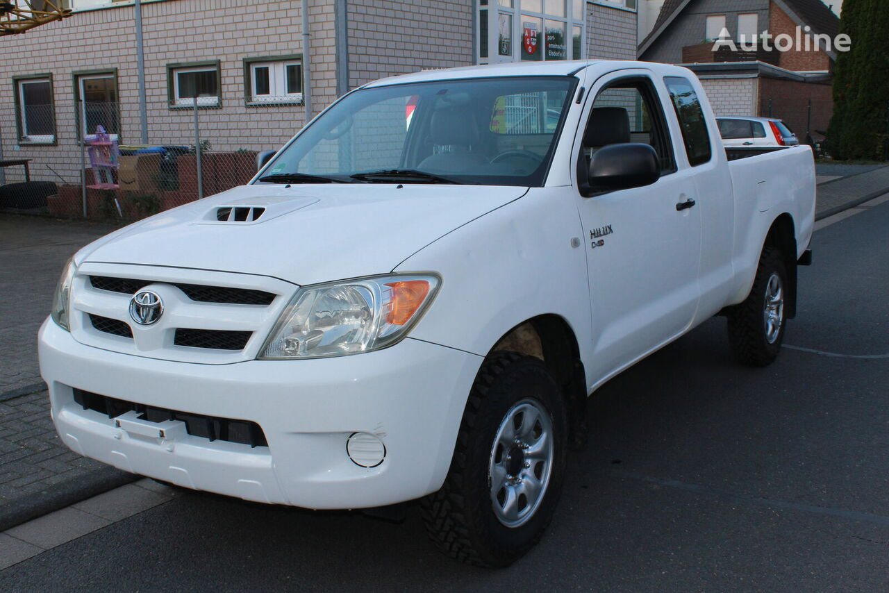 Toyota Hilux 4x4 Extra Cab Pick Up For Sale Germany Elsdorf Kw23764