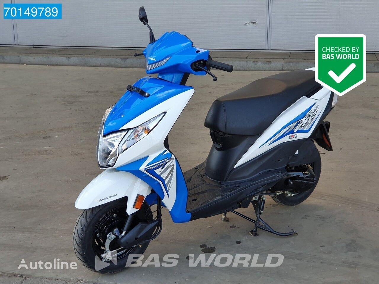 new HONDA DIO 2 axles NEW UNUSED - 110CC SCOOTER scooter