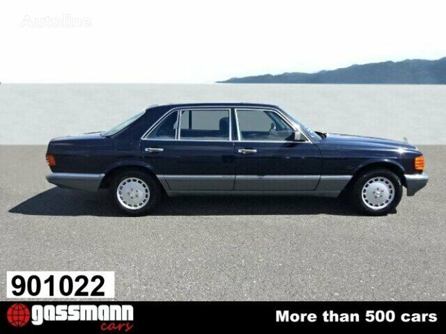 MERCEDES-BENZ 420 SEL Limousine lang Autom./Klima/Tempomat sedan