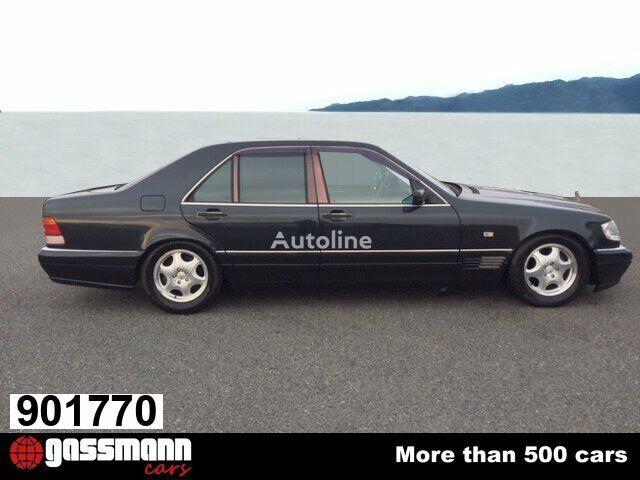 MERCEDES-BENZ S 500 Limousine lang S 500 Limousine, mehrfach VORHANDEN! sedan