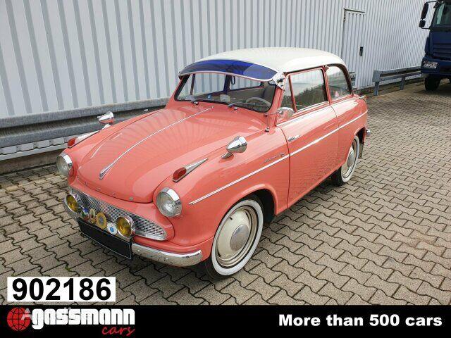 Alexander TS LP 600  sedan