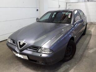 Alfa Romeo 166 2.5 V6 Manuál, Progression sedan