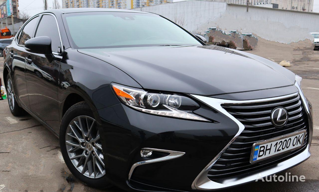 Lexus ES 350 Ideal 2018 sedan