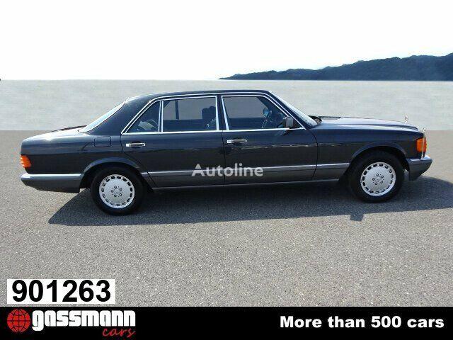 MERCEDES-BENZ 560 SEL Limousine Lang, 14x VORHANDEN! sedan