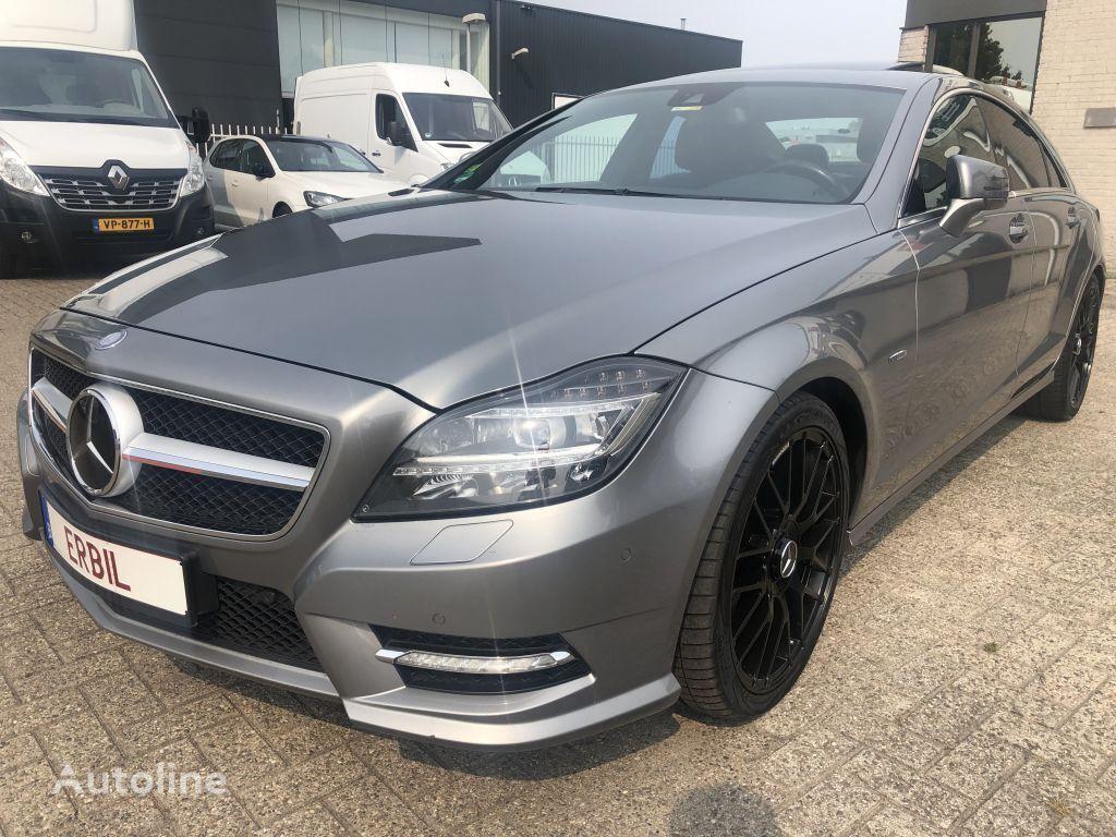 MERCEDES-BENZ CLS 350 CD + AMG PAKKET + FULL OPTION sedan