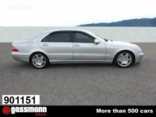 MERCEDES-BENZ S 600 Limousine lang S 600 Limousine lang, 10 x VORHANDEN! sedan