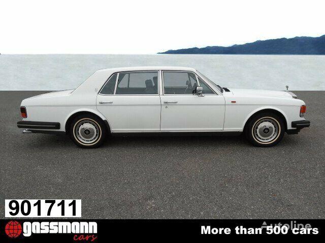 Rolls-Royce Silver Spur III Limousine, einer der letzt gebauten  sedan