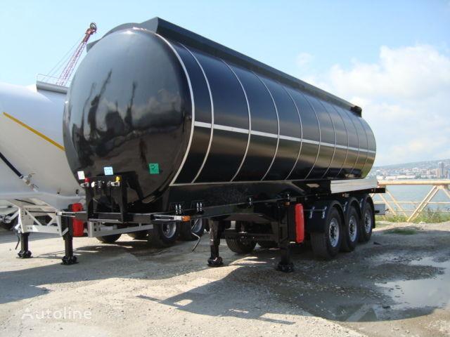 new CARSAN CTS21 bitumen tank trailer