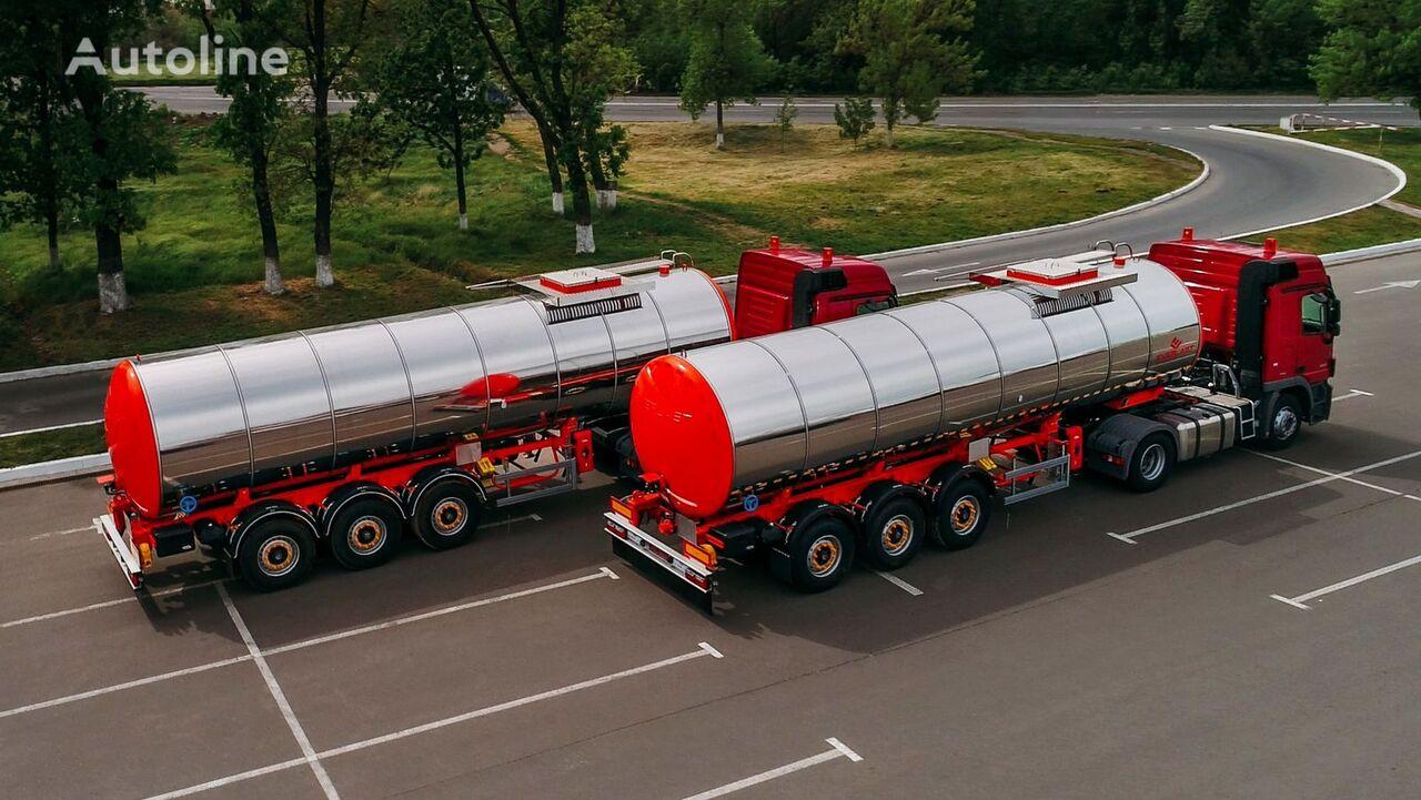 new EVERLAST EVL-P-T-3003 bitumen tank trailer