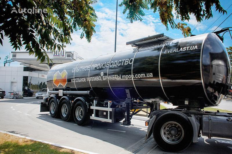 new EVERLAST STB-332 bitumen tank trailer