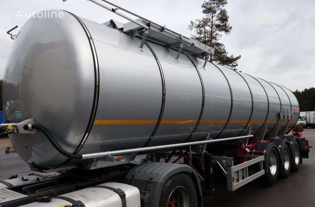 KASSBOHRER K.STS 32 bitumen tank trailer