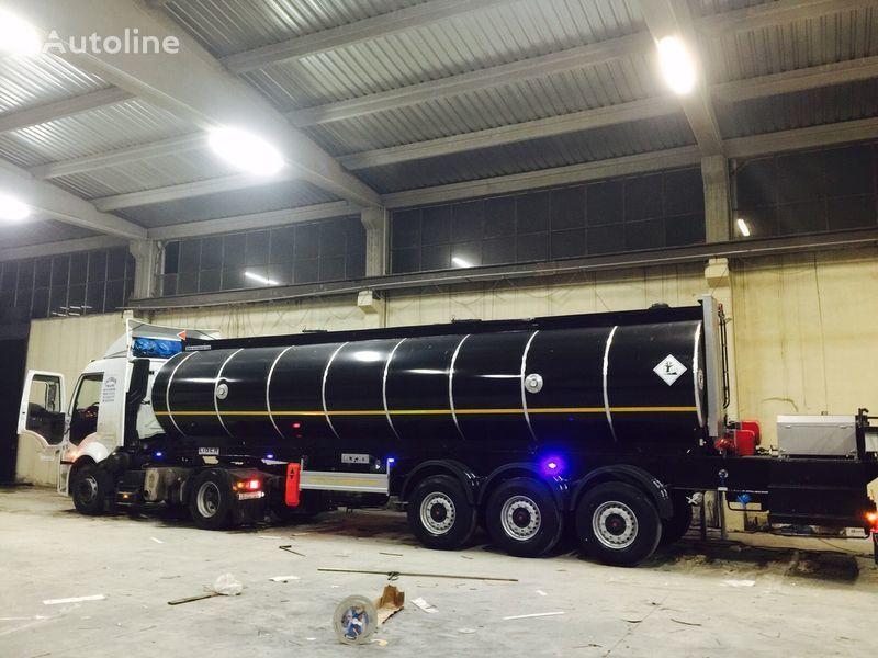 new LIDER 2020 MODELS NEW LIDER TRAILER MANUFACTURER COMPANY  bitumen tank trailer