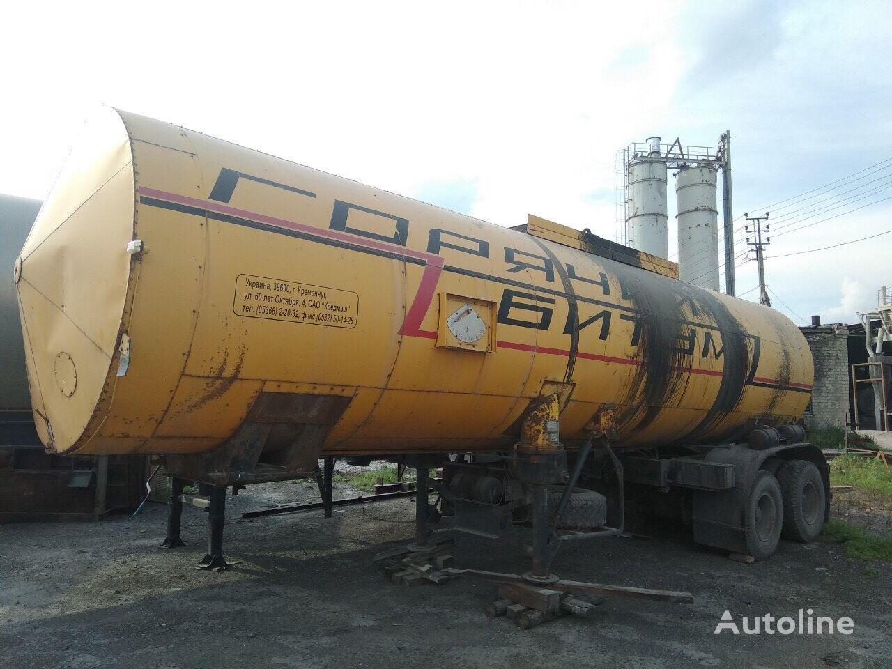 KREDMASh AB 30.5 - 6443 bitumen tank trailer