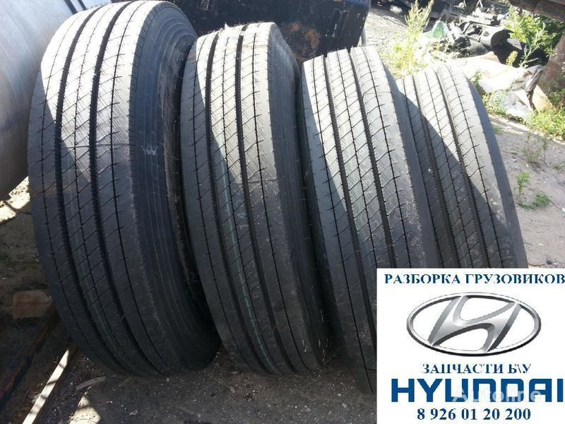 new Kumho bus tyre