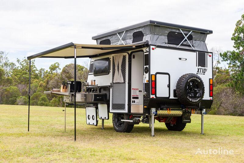 new Off Road Caravan ( Chinese Famous Brand) caravan trailer