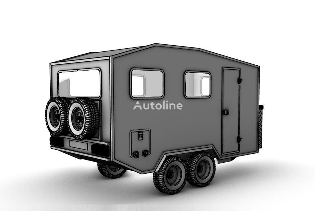 new Przyczepa Kenpingowa  caravan trailer