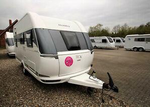 new HOBBY 440 SF DE LUXE, 2021, on Stock! WC, shower! caravan trailer
