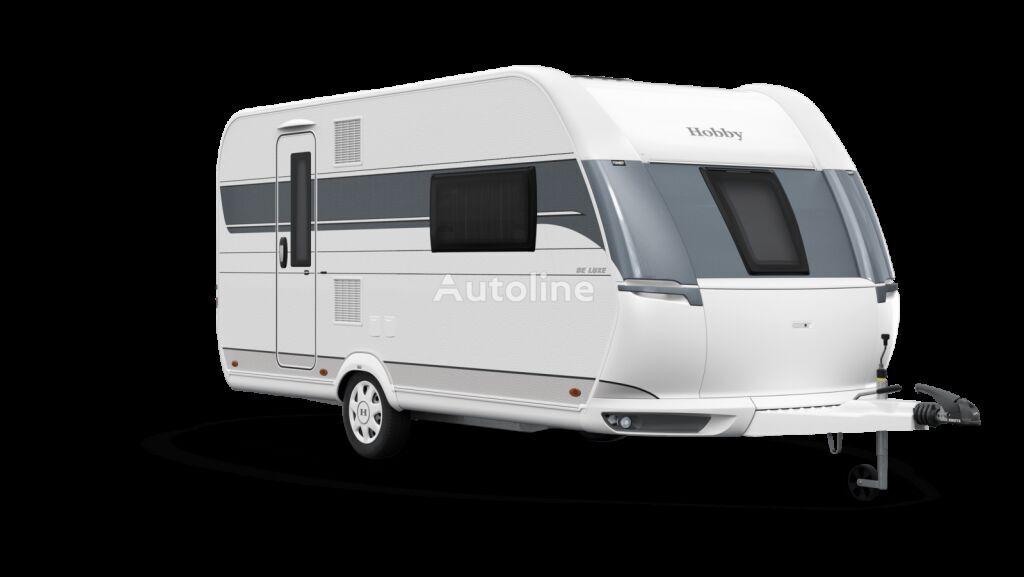 new HOBBY 460 SFf DE LUXE caravan trailer
