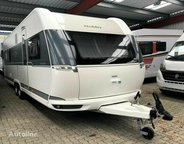 new HOBBY 720 WLC Prestige, 6 places, On stock!!! Separate shower, big ref caravan trailer