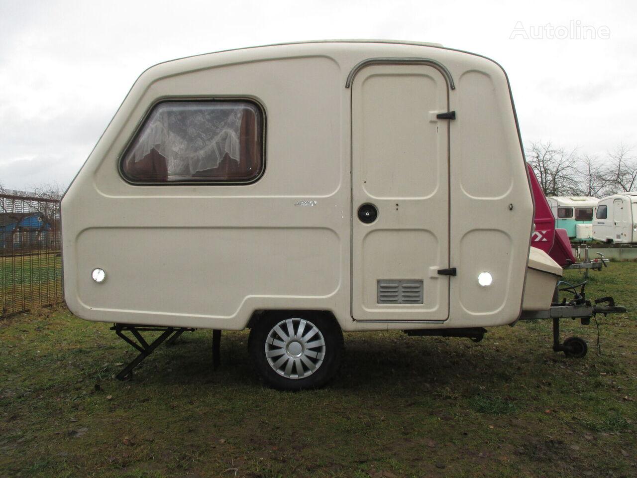 NIEWIADOW N126E PTS RF caravan trailer