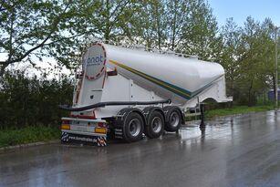 new DONAT Vacuum Dry-Bulk (Cement) Tank cement tank trailer