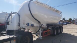 FELDBINDER EUT 35.3 - WAŻNY TDT DO 02.2022r. cement tank trailer