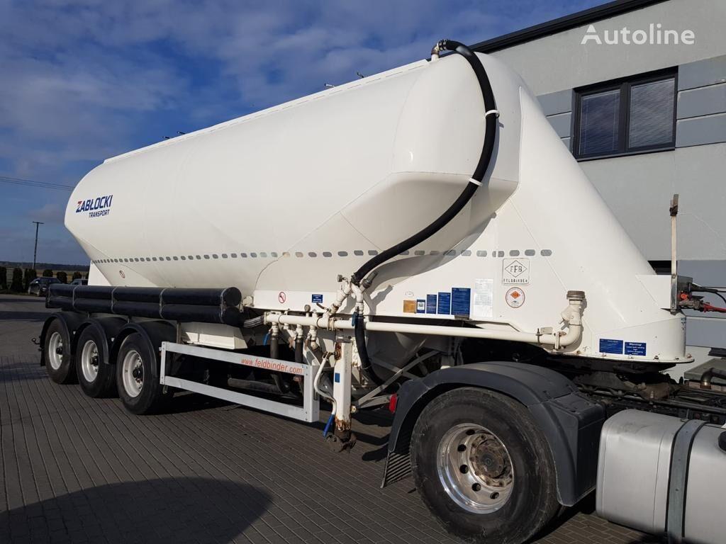 FELDBINDER EUT 37.3 cement tank trailer