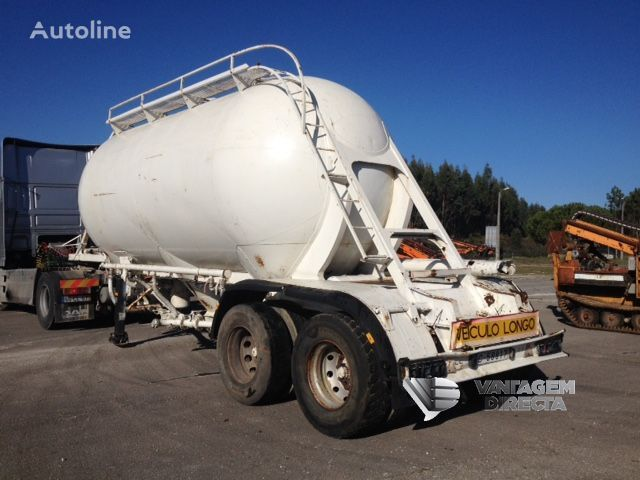 FILLIAT SM295 cement tank trailer