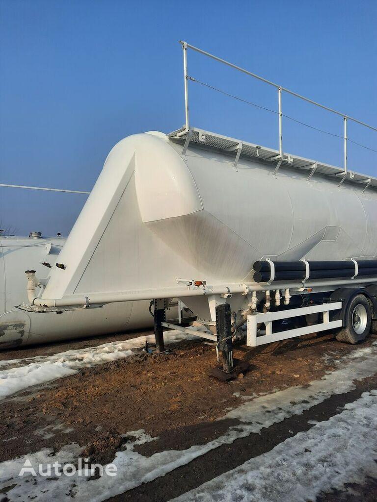 KASSBOHRER cement tank trailer