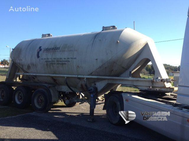 VALART - P3.34C cement tank trailer