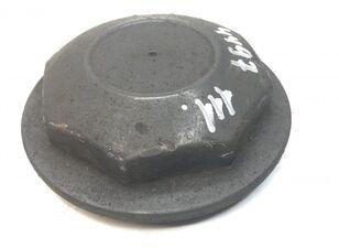 Wheel Hub Cap, Front Axle center cap