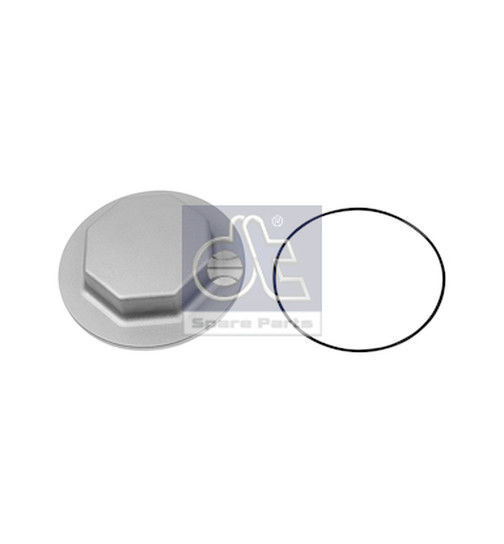 new SCANIA 1864221 center cap