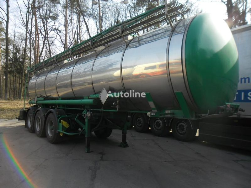 DROMECH LB4H chemical tank