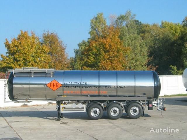 new FELDBINDER TSA 30.3-3 chemical tank