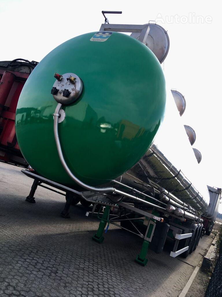 MAISONNEUVE ADR - 3 - 37.500ltr - 4k - 7.140kg chemical tank