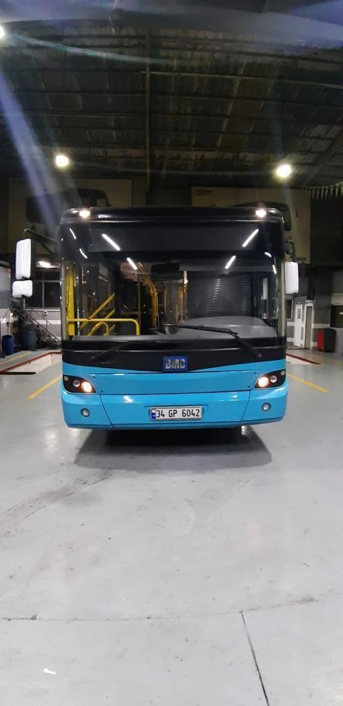 BMC 2012  PROCITY 290 LF AUTO CITY BUSS city bus