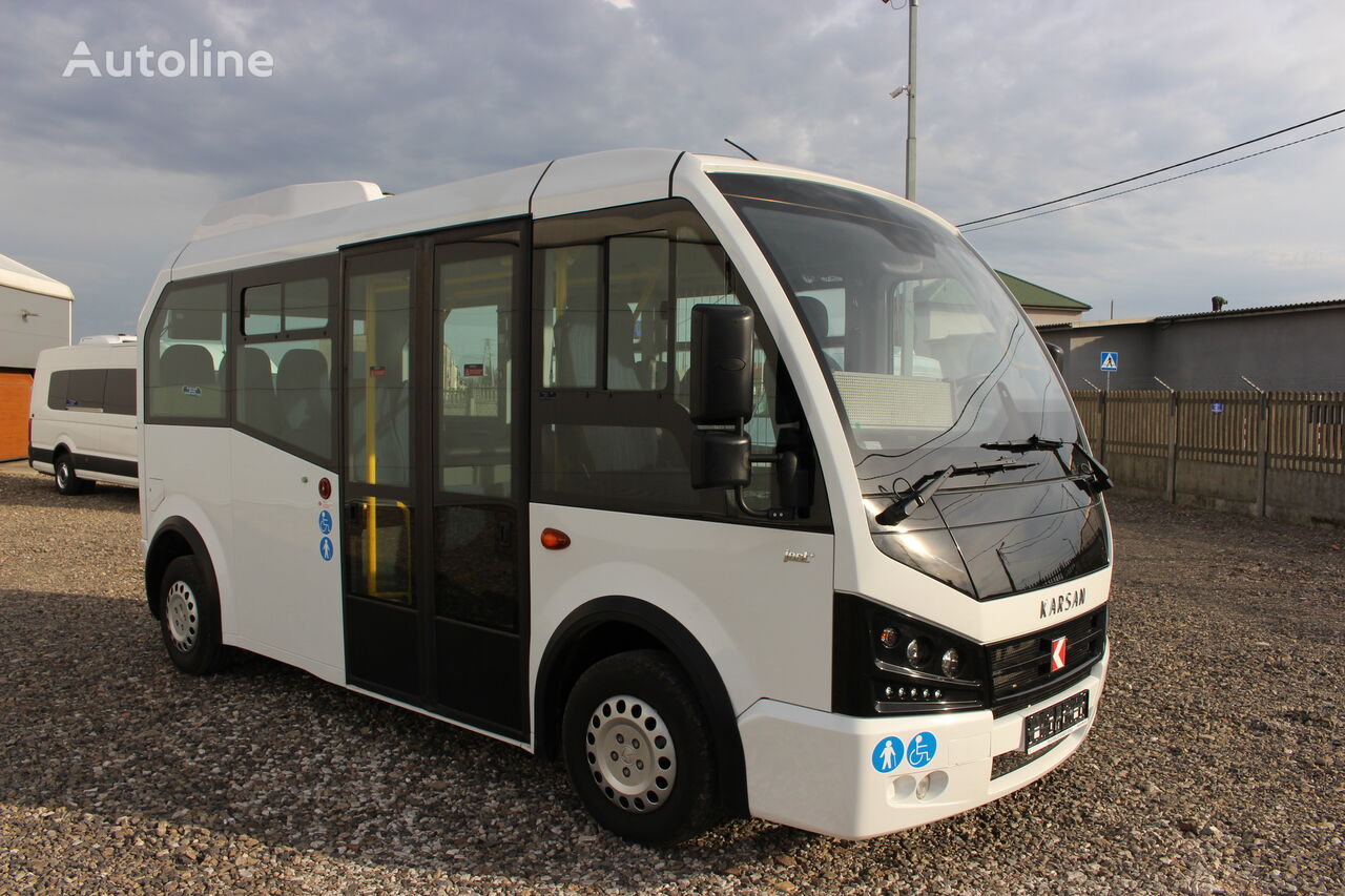 new KARSAN JEST+ city bus