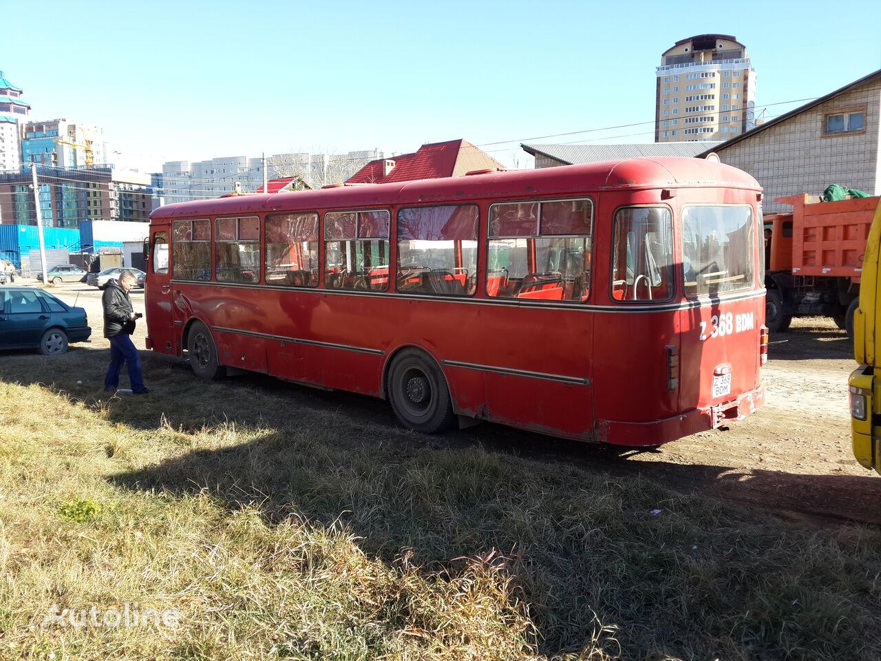 LIAZ 677 city bus