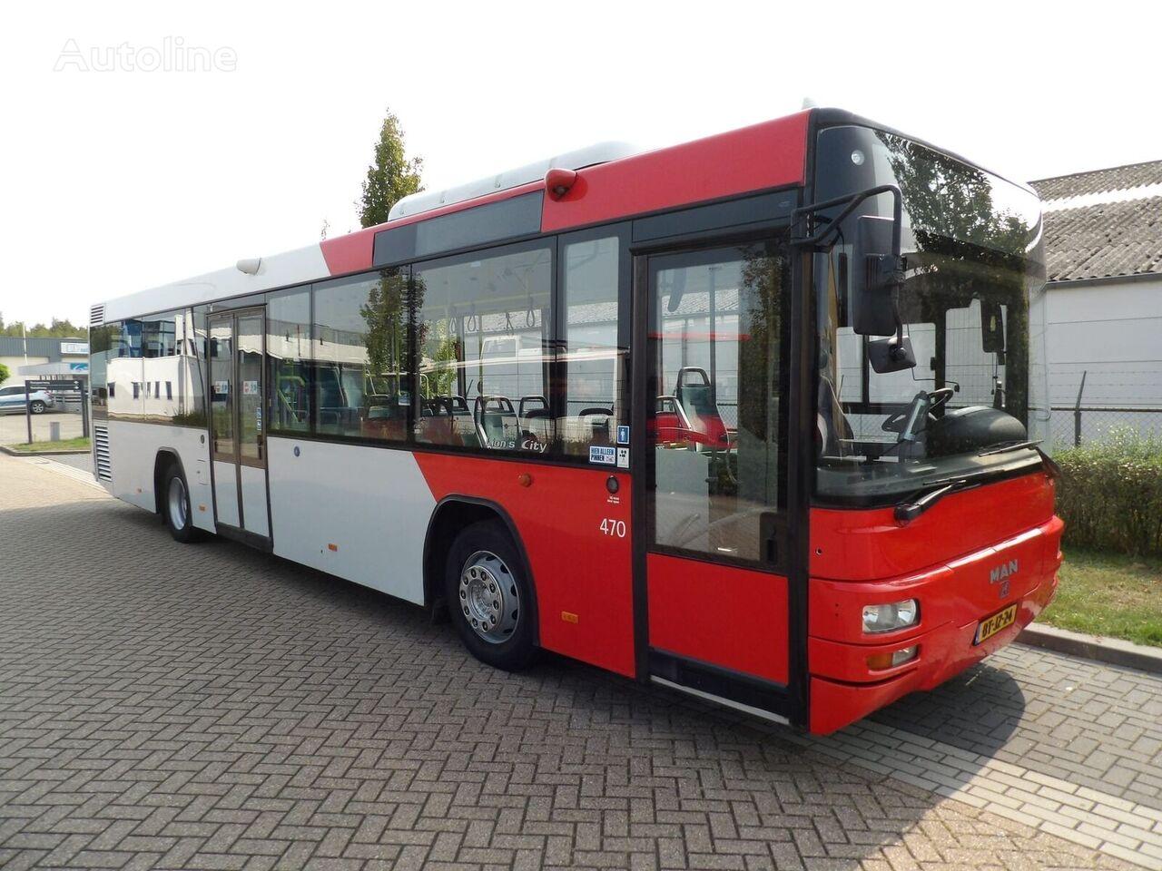 MAN A78 Lion's City city bus